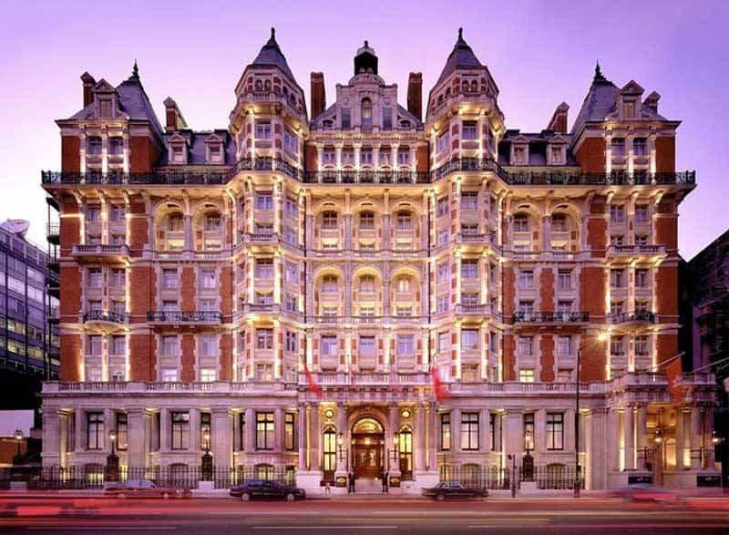 5 Star Wedding Venues London - Mandarin Oriental, Knightsbridge