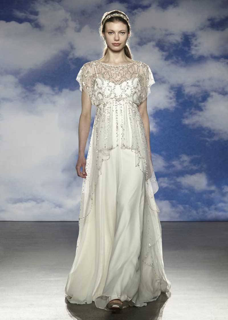 Jenny Packham 2015 Bridal Collection