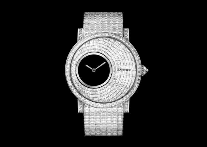 The Man by Cartier