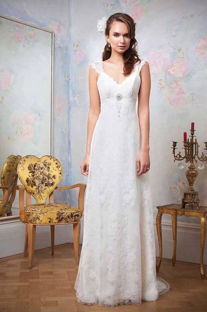 Bespoke Wedding Gowns Emma Hunt