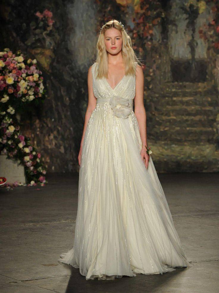 Jenny Packham Spring 2016 Wedding Dress