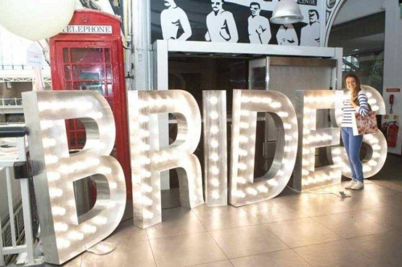 Brides The Show October 2015
