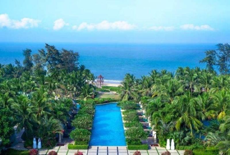 The Seraton Haiko Resort - Garden, Pool & Beach