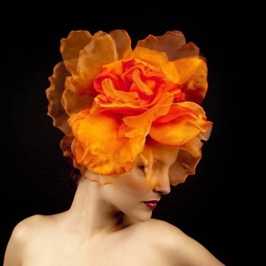 Luxury Bespoke Wedding Hats