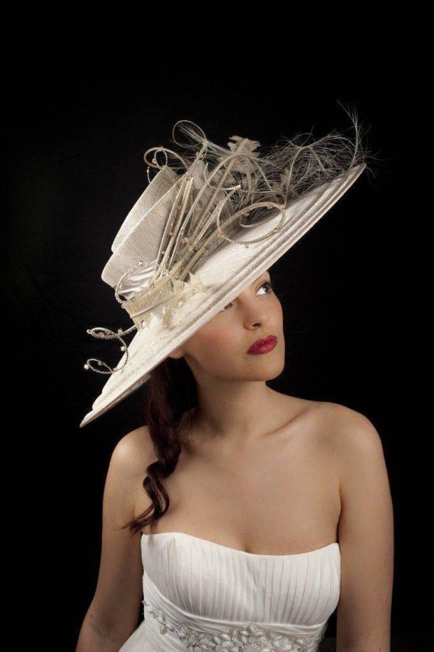 Bespoke Headpeices for weddings