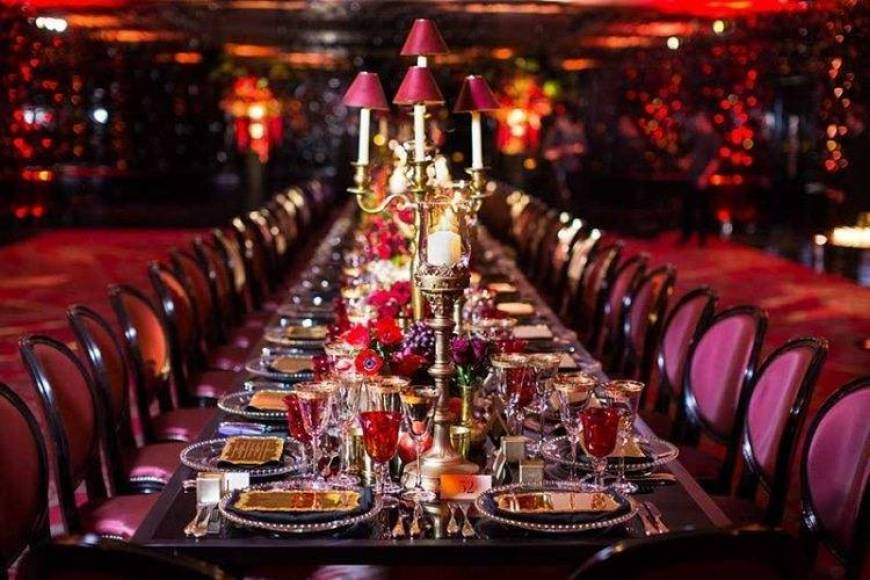 Think Shaadi and Scarlet Events - The May Fair Hotel