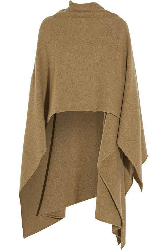 cashmere wrap from Madeleine Thompson