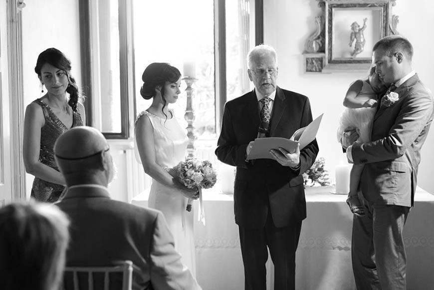 Wedding Ceremony Venice