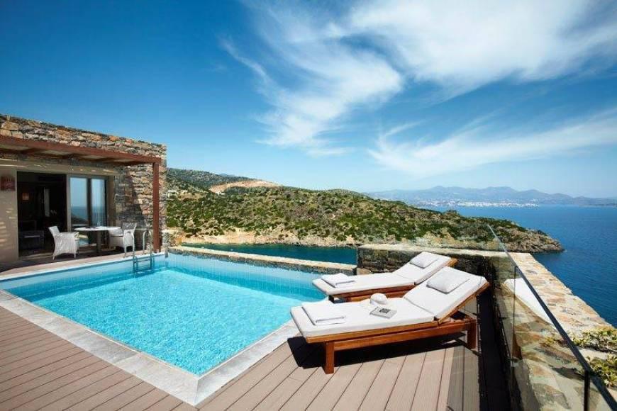 Daios Cove Crete Swimming Pool