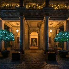 How a 5 star hotel does Christmas | Cliveden Gallery