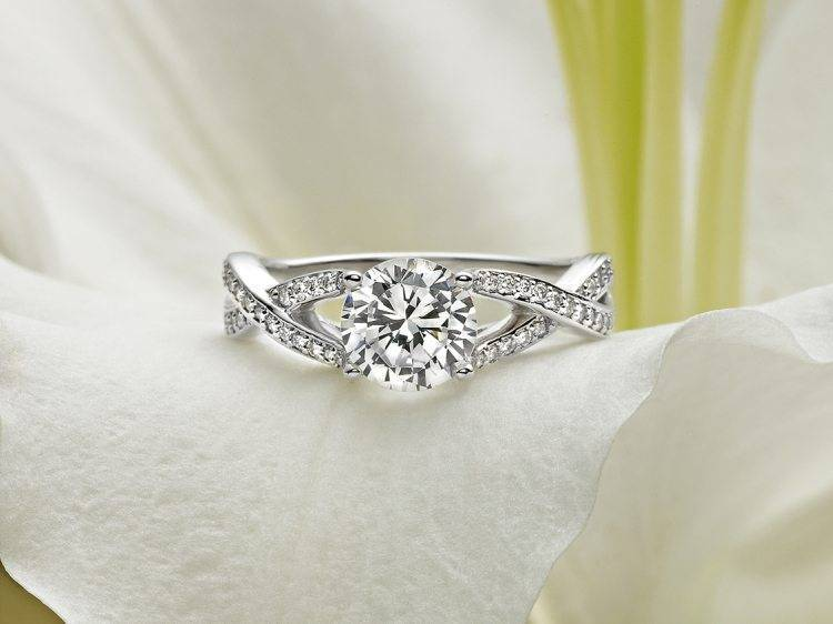 Ethical Dazzling Diamond Engagement Rings