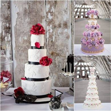 Majestic 2013 Collection by Elizabeth's Cake Emporium