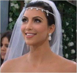 Kim Kardashian's Wedding – The First Glimpse