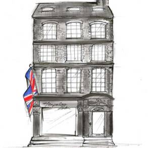 Temperley To Open Mayfair Flagship Store