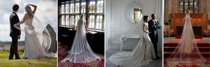 Choosing the Correct Wedding Veil