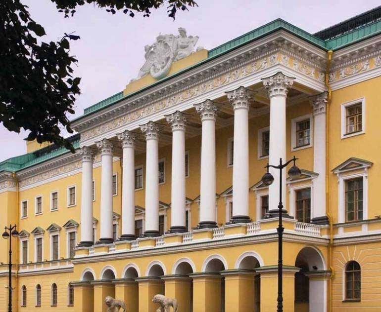 The Superbly Restored Four Seasons Hotel Lion Palace St. Petersburg