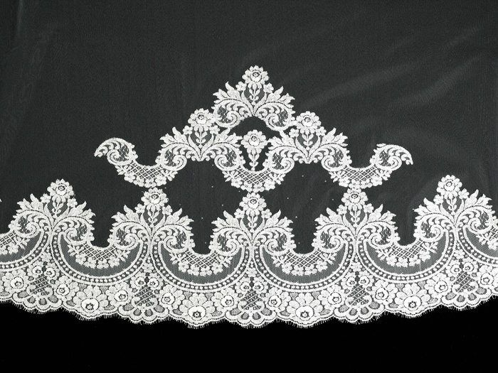A Fine Collection Of Couture Bridal Veils