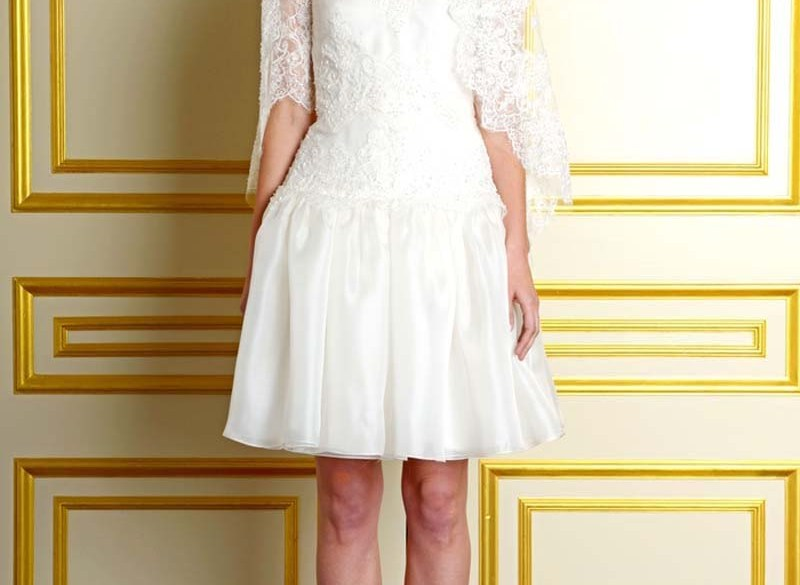 Marchesa Bridal Collection Fall 2015