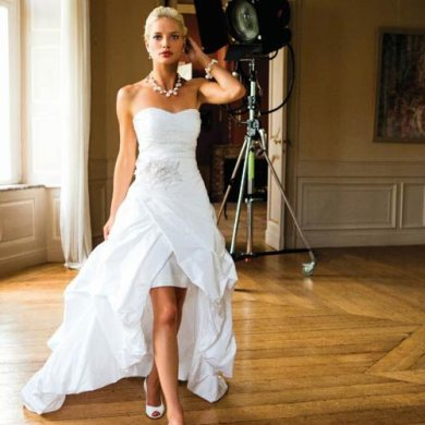 Linea Raffaelli Presents Her Haute Couture Bridal Gowns