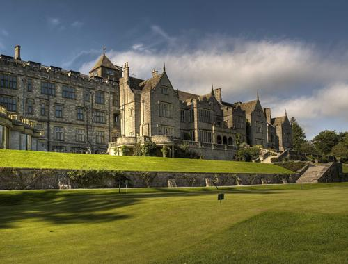 Bovey Castle – The UK's Most Luxurious Way To Lose Weight