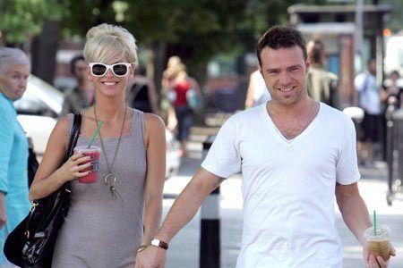 Sarah Harding and Tom Crane Now Engaged