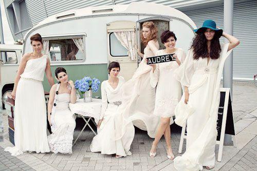 The Designer Vintage Bridal Show 1