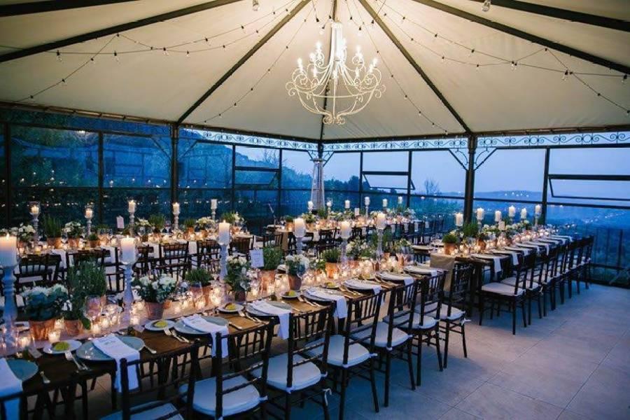 Rustic Wedding Tuscany