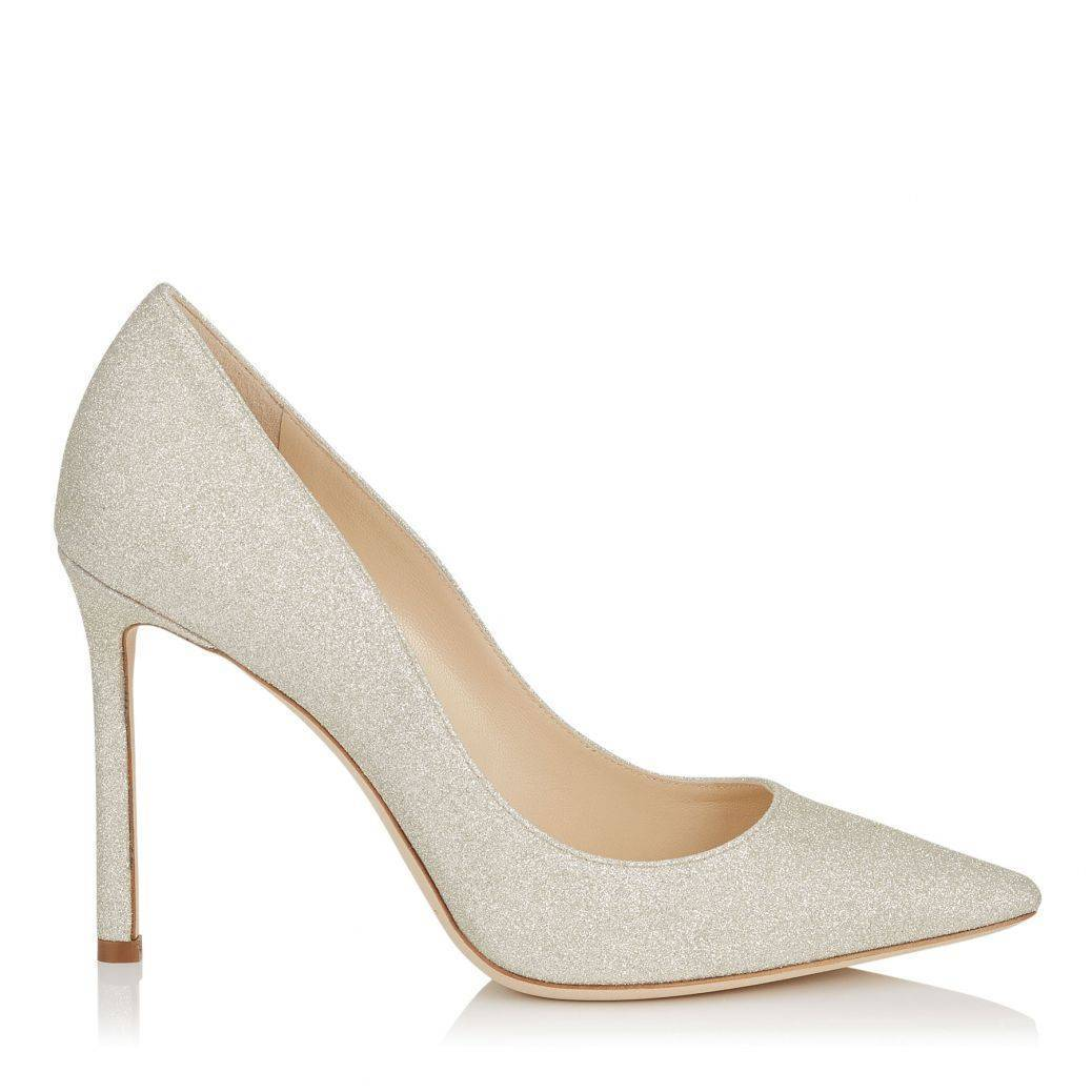 Any excuse for a simple Jimmy Choo
