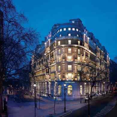 Indulgent Perfection at Corinthia Hotel London