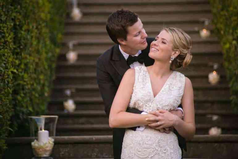 A Roman Affair – McKenna and Robert, Villa Miani