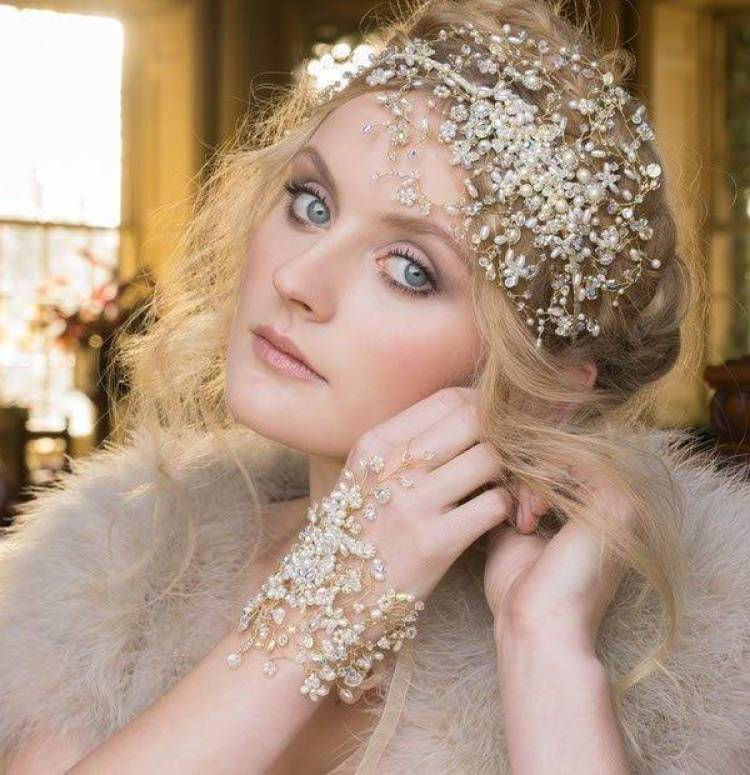 An Atelier of the most exquisite wedding accessories, Gillian Million 2