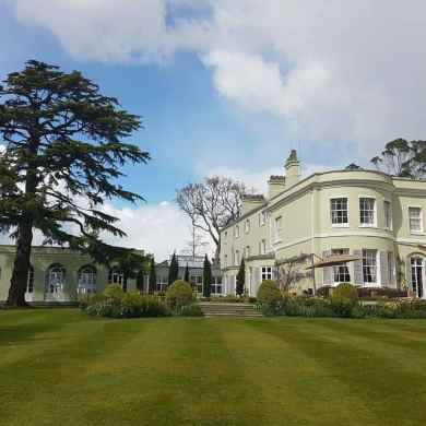 REVIEW: A simply spiffing stay at Deer Park