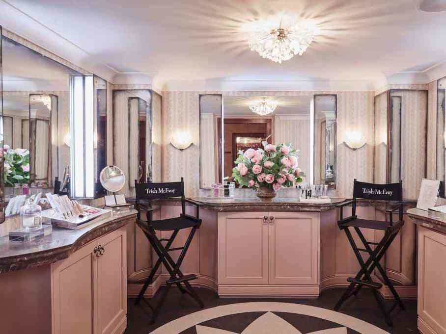 Review: The Ned - The Powder Room beauty parlour