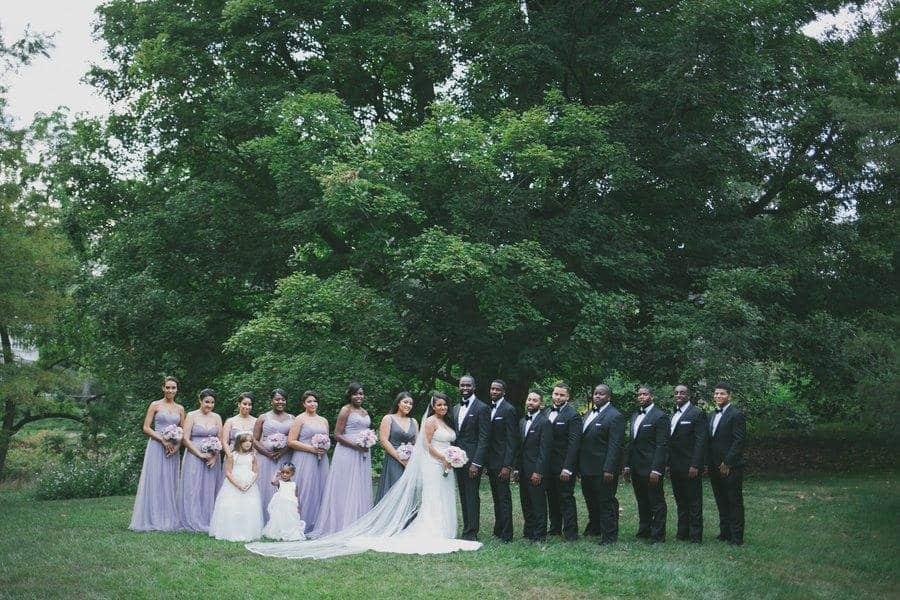 Simple Sophistication - Erica & Michael's Wedding