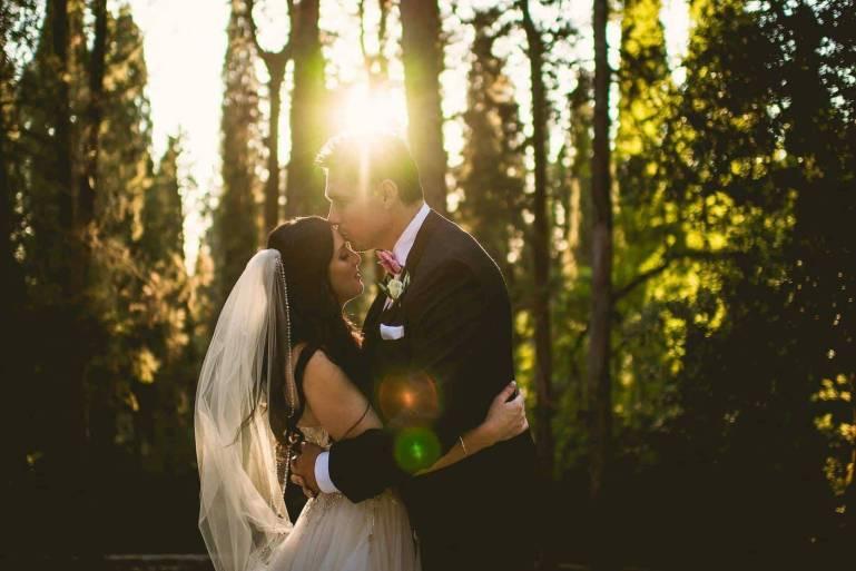 A fairytale castle wedding