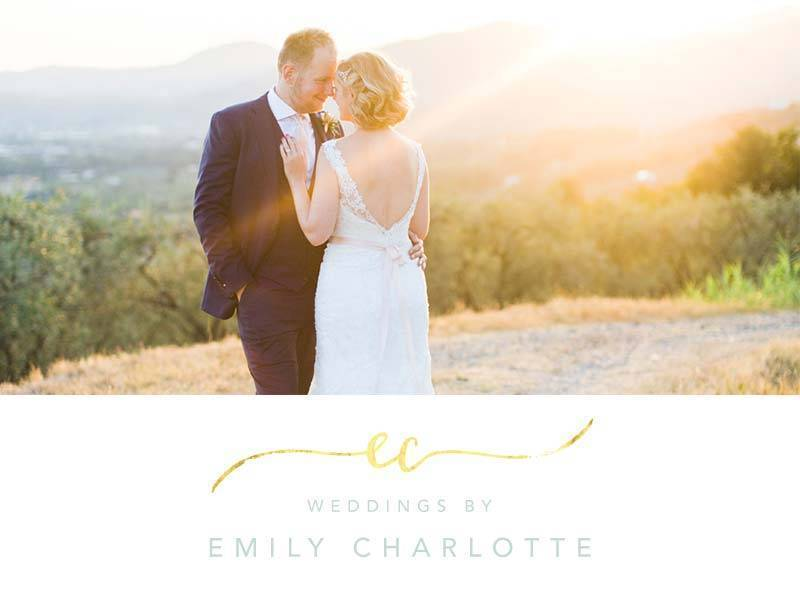 Weddings By Emily Charlotte