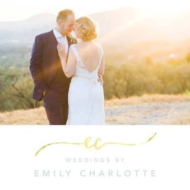 Weddings By Emily Charlotte logo