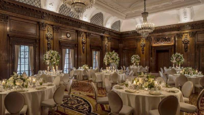 Weddings at the Four Seasons - Ten Trinity Square London
