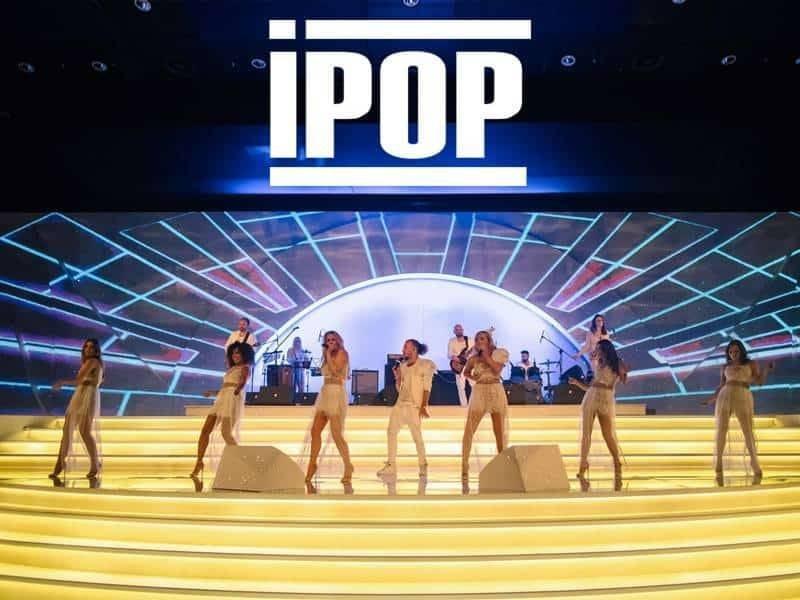 iPOP Live Wedding Band