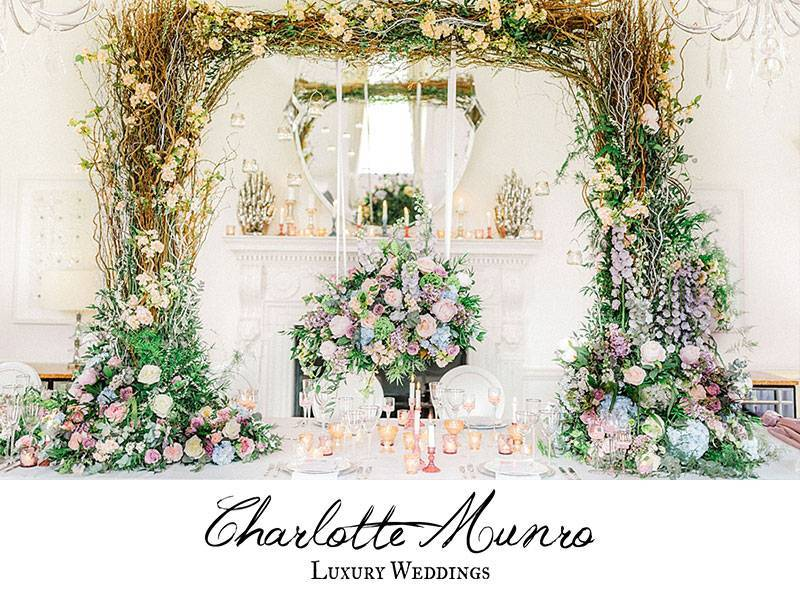 Charlotte Munro Luxury Weddings