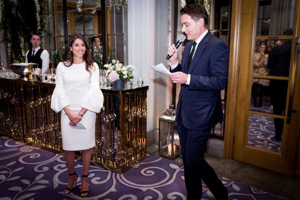 Alexandra Pisani Launches Wedding Planning Business