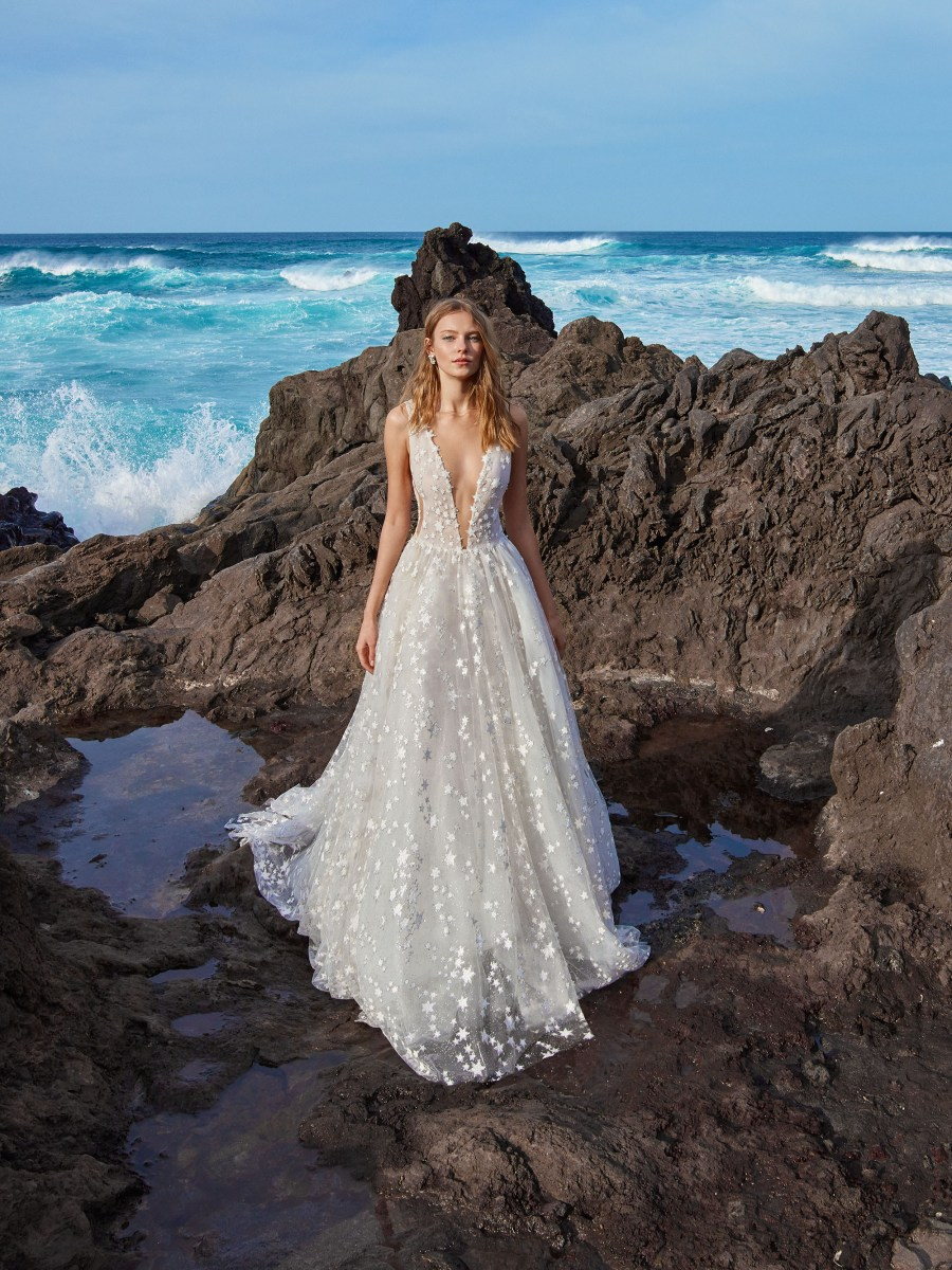 Five favourite summer bridal gowns
