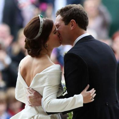 Princess Eugenie's wedding: three things we loved