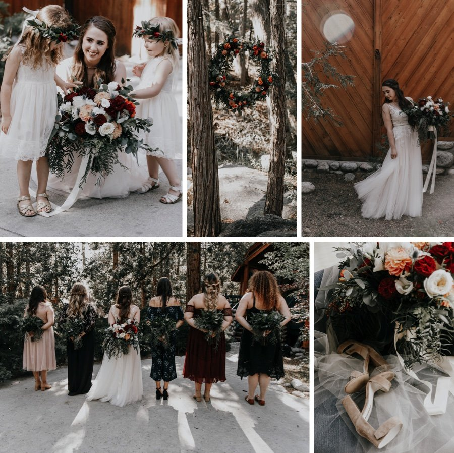 cabine wedding 3