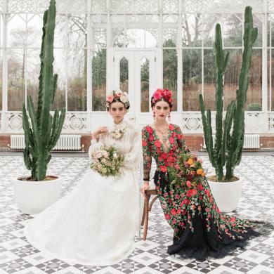 Styled Shoot: Frida Kahlo – Part One