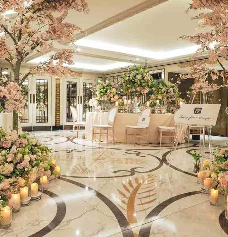 Bridelux At The Mandarin Oriental Hotel