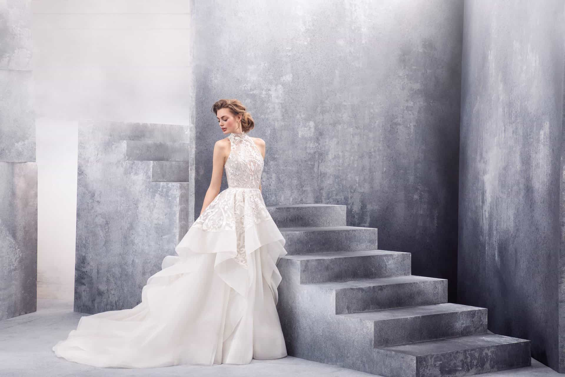 Wedding dress collection: Hayley Paige Spring 2019