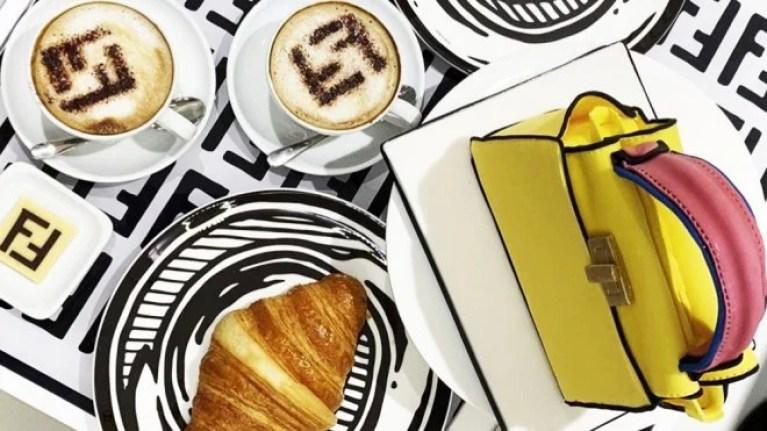 Elizabeth's Cake Emporium Collaborates With Fendi