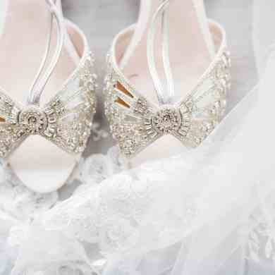 Our top 10 wedding shoes