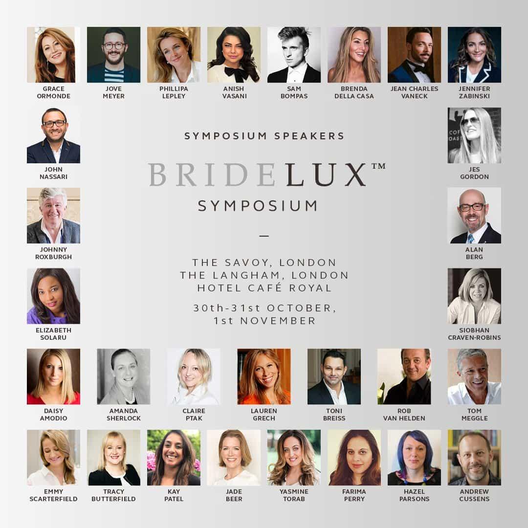 BRIDELUX WEDDING SHOWS